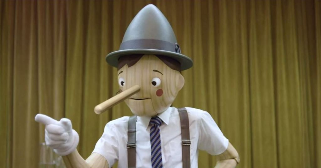 GEICO Did You Know - Pinocchio was a bad motivational speaker