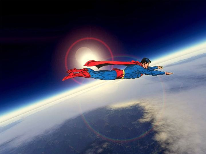 One World From Man of Steel POV